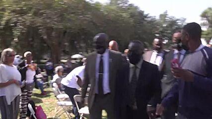 USA: Jury selection in Ahmaud Arbery killing trial begins in Georgia