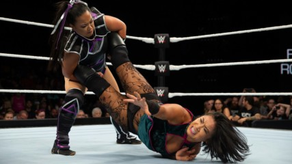 Xia Li vs. Karen Q - First-Round Match: Mae Young Classic, Sept. 19, 2018