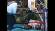 Майк Тайсън на 49 - Десет от най-добрите му нокаути - Mike Tyson vs. Marvis Frazier (1986)