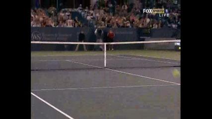 Nadal - Djokovic Cincinnati Sf.part5