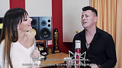 Slavka х Srdjan Radojevic - Kad zamirisu jorgovani ( Cover ) bg sub