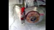 Червени спирачни апарати - Ziasko