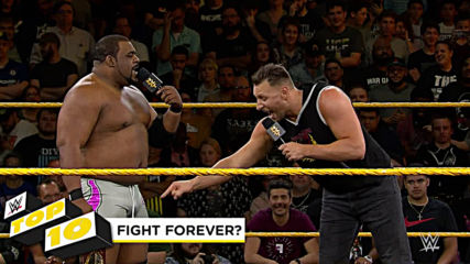Top 10 NXT Moments: WWE Top 10, Feb. 19, 2020