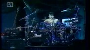 Steve Vai - 3. Salamanders In The Sun pt2 + Jibbom + Drum Solo