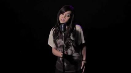 It Will Rain - Bruno Mars (cover) Megan Nicole