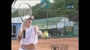 Голи И Смешни - Секси Тенис(Скрита Камера)