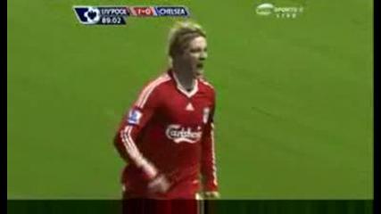 Ливърпул Vs Челси 2:0
