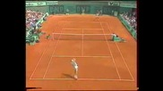 Roland Garros 1992 : Сампрас - Розет