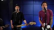 Simple Plan - Shut Up - Acoustic - Studio1290