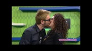 ексклузивно!!!миро се нахвърли да целува красивата водеща Диди!!!