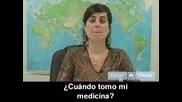 Научете Се Да Говорите На Испански - Здраве