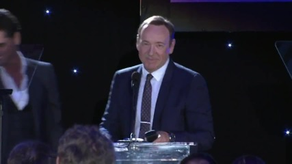 Kevin Spacey Honored At Motion Picture And Television Fund Event