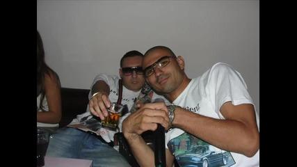 Gangsta Man feat. Chaliani - Прав си кривчо [2012]