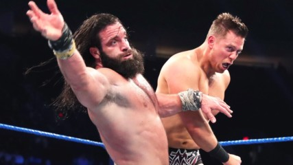 The Miz vs. Elias – 2-out-of-3 Falls Match: SmackDown LIVE, June 25, 2019
