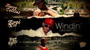Drei Ros feat. Burrecollins & Dyce Dylli - Windin (extended Mix) (prod. by Alin Radu)