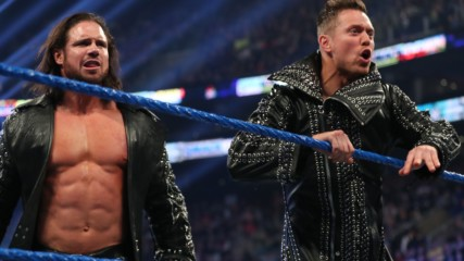 The Miz & John Morrison ordered to put titles on the line at WWE Elimination Chamber: SmackDown, Feb. 28, 2020