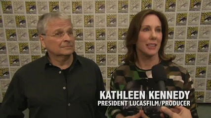 'Star Wars: The Force Awakens'  At Comic-Con 2015