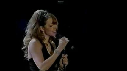 Mariah Carey - Hero Live