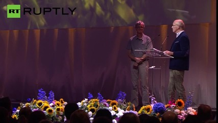 Dutch Ceremony Remembers MH17 Victims One Year After Crash