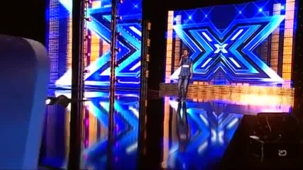 Красимир Георгиев - X Factor Bulgaria 10.09.2014
