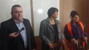 Награждаване на доблестната Стефка, която върна близо 2000 евро в полицията в Поморие