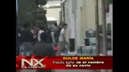 .. [ * Dulce Maria y Pablo Lyle * ] ..