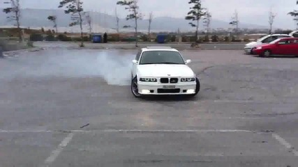 Bmw E36 M3 Drift Show