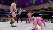 The Bromans vs. The Menagerie - Tna Xplosion Match