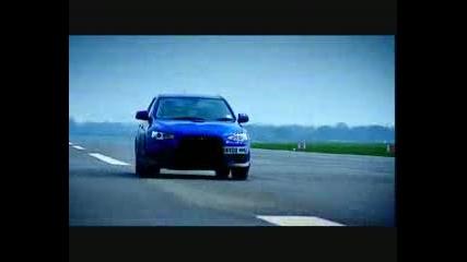 Top Gear - Evo X Fq360