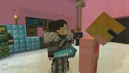 Minecraft_ Craft University_ Cross Dressing Nightmare