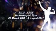 В памет на Zyzz ( Азиз Сергеевич Шавершян)