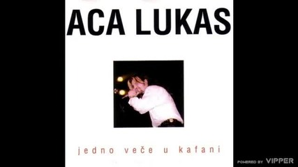 Aca Lukas - Pesma od bola - (audio) - Live - 1999 HiFi Music