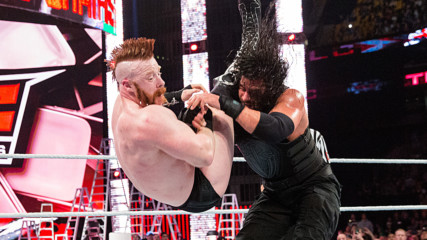 Sheamus vs. Roman Reigns – WWE World Heavyweight Title TLC Match: WWE TLC 2015 (Full Match)