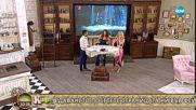 Кали, Гала и Стефан коментират темите, които вълнуват хората - На кафе (09.05.2018)