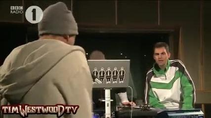 Eminem freestyle Radio 1