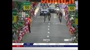Австралиецът Камерън Мейър спечели втория етап от Обиколката на Швейцария