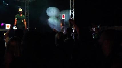Dim4ou & F.o. - Live - Градина - (02.08.2013)