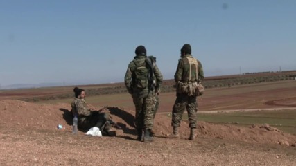Syria: Govt. forces advance on Tell Rifaat in battle for Aleppo Governate