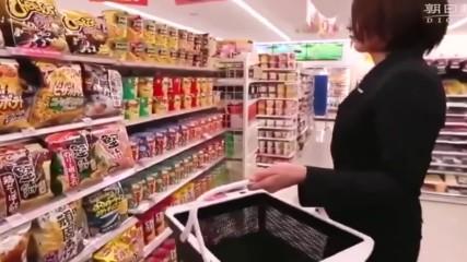 Как изглежда пазаруването в новите японски супермаркети?