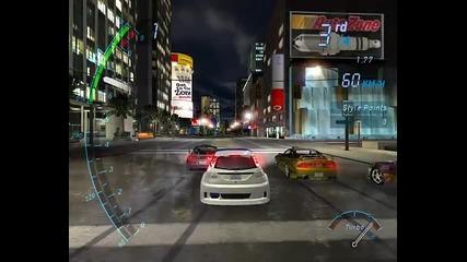 Need for speed Undergraund 1 Drag