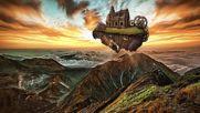 Celtic Fantasy Music Traditional Irish Harp _ Beautiful Fantasy Soundtrack