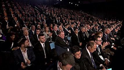 Israel: Macron decries rising anti-Semitism at World Holocaust Forum