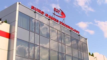 Заснемане на корпоративно видео за изложения - Евро Геймс Технолоджи