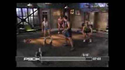 Фитнес програма P90x- крака и гръб