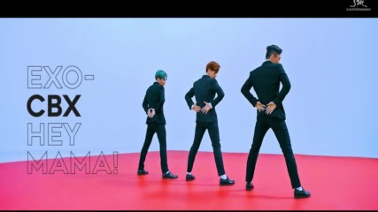 [бг превод] Exo(cbx) - Hey Mama [mv]
