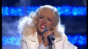 Christina Aguilera - This is a Man`s World(live at the 2007 Grammy Awards)