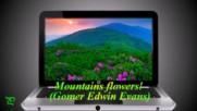 Планински цветя! ... ... ( Gomer Edwin Evans)