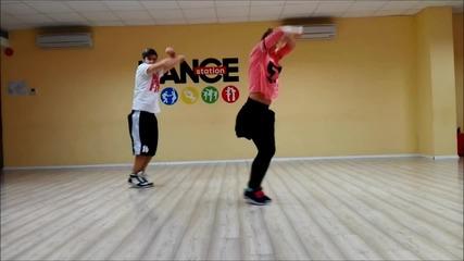 K-POP в Dance Station