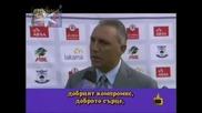 Английският на Хр. Стоичков, Господари на ефира, 30.11.2009