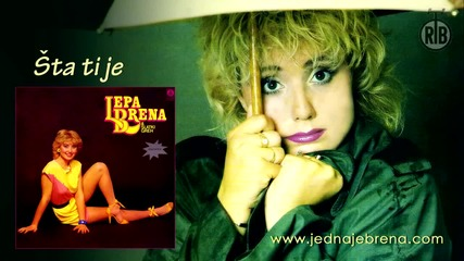 Lepa Brena - Sta ti je (Official Audio 1984, HD)